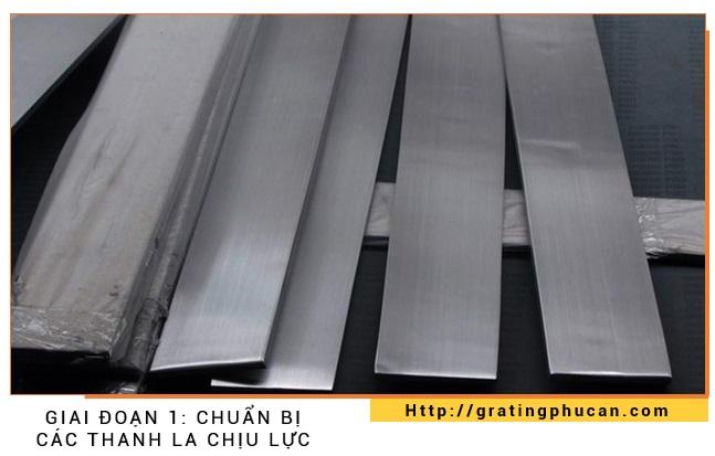 Quy trình sản xuất tấm sàn grating đạt chuẩn và chất lượng nhất