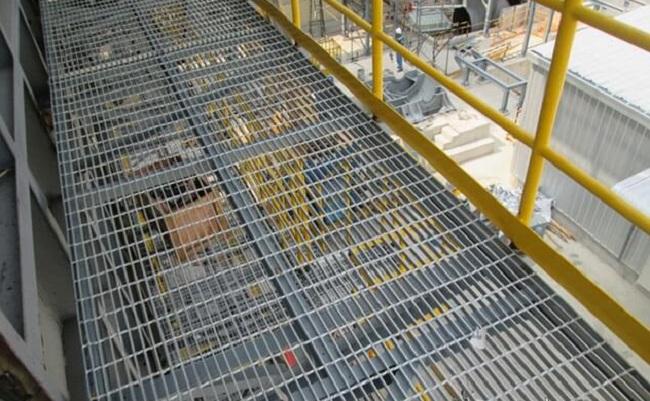 phân loại tấm sàn grating