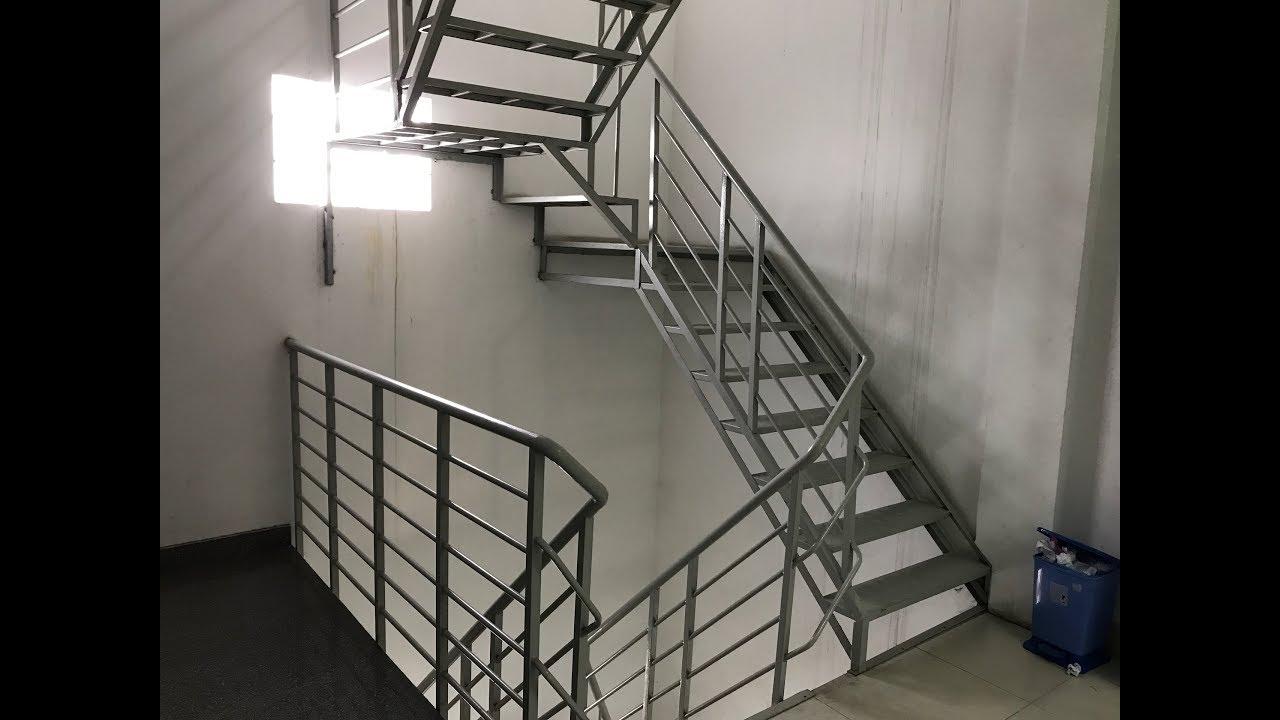 tiêu chuẩn thang thoát hiểm