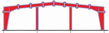 nhà tiền chế khung thép