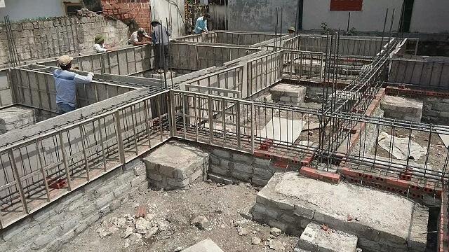 Cập nhật vật liệu thường xuyên khi xây dựng